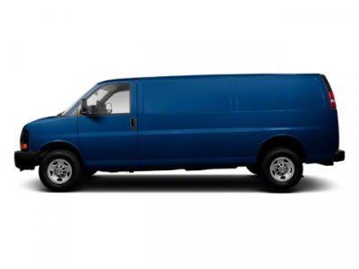 2013 Chevrolet Express 1500 1500 (Dark Blue Metallic)