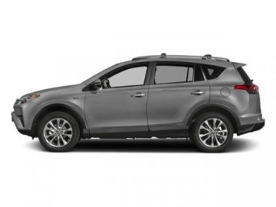 2018 Toyota RAV4 Hybrid Limited (Silver Sky Metallic)
