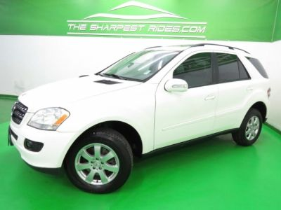 2006 Mercedes-Benz M-Class ML350 4MATIC AWD Leather Moon Roof