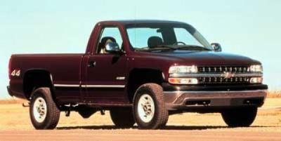 2000 Chevrolet Silverado 2500 Base (Light Pewter Metallic)