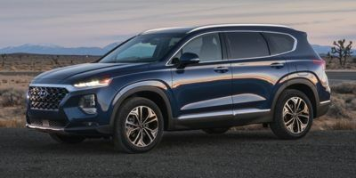 2019 Hyundai Santa Fe SEL Plus 2.4L Automatic FWD (Quartz White)