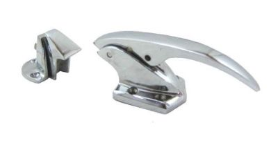 """Purchase Heavy Duty Chrome-Plated Brass Refrigerator Handle & Latch - 7"""" #3022BC motorcycle in Chino, California, United States, for US $49.99"""