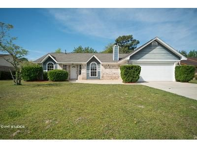 3 Bed 2 Bath Foreclosure Property in Pensacola, FL 32506 - Coral Creek Dr