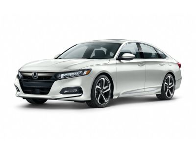 2019 Honda Accord Sport (Crystal Black Pearl)