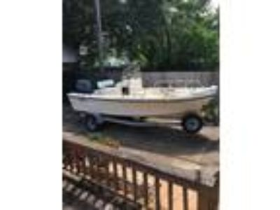 1985 18 Parker Center Console w/ 2008 150 hp Yamaha and Trailer. 9,800 OBO
