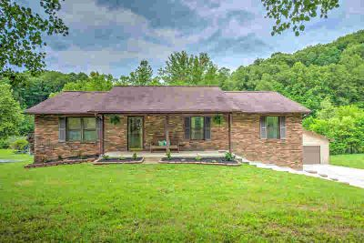380 Scandlyn Hollow Rd Oliver Springs Three BR, All brick