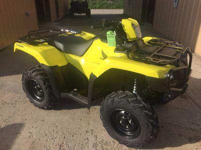 2017 Honda FourTrax Foreman Rubicon 4x4 EPS Utility ATVs Claysville, PA