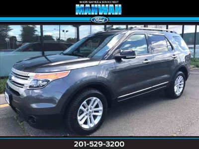 Used 2015 Ford Explorer 4WD 4dr