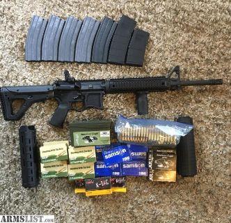 For Sale: Seekins Precision AR-15 Package