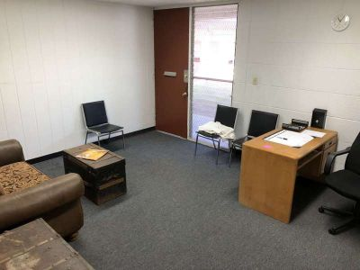 Office Space w/ 24hr access to lobby, conf rm, A/C, heat, WiFi and utilities