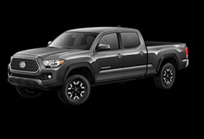2018 Toyota Tacoma TRD Off-Road (Magnetic Gray Metallic)