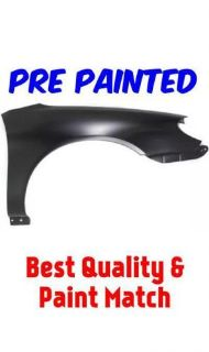 Find 2000-2007 Ford Taurus PRE PAINTED TO MATCH Passenger Right Front Fender motorcycle in Holland, Michigan, United States, for US $185.00