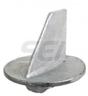 Purchase Mercruiser Bravo Trim Tab Anode (Aluminum) 31640T6 Lower Unit EI motorcycle in Hollywood, Florida, United States, for US $15.32