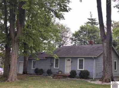 124 Cedar Ave Paducah, Cute Two BR One BA home in a