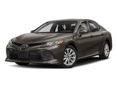 2018 Toyota Camry LE (Blue Crush Metallic)