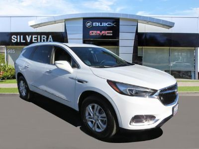 2019 Buick Enclave (summit white)