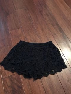 Mossimo Laced Shorts