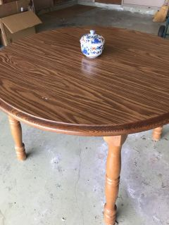 Round table $20