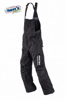 Find POLARIS Men's Black INSULATED RIPPER Snowmobile Bibs / Pants 2865021_ motorcycle in Kaukauna, Wisconsin, United States, for US $114.99