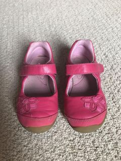 Pink Girl Shoes, Size 8