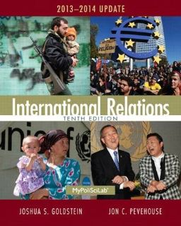 Selling Int'l relations 10th, homework, & 17 trillion & counting mov
