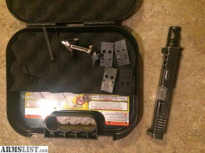For Sale: Glock 17 MOS slide