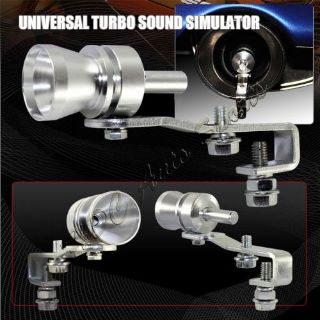 Sell M-Size Fake Turbo Sound Exhaust Blow off Valve Simulator Whistler Universal 5 motorcycle in Walnut, California, United States