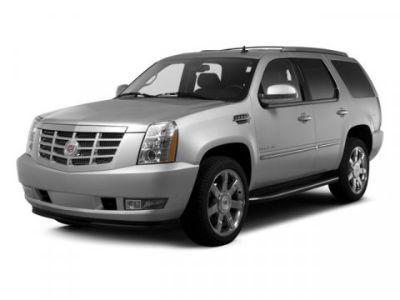 2013 Cadillac Escalade Premium (White Diamond Tricoat)