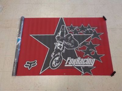 Purchase New Fox Racing Ricky Carmichael 4 X 6 Foot Poster Banner Off Road Motor Cross MX motorcycle in Chaplin, Connecticut, United States, for US $39.99