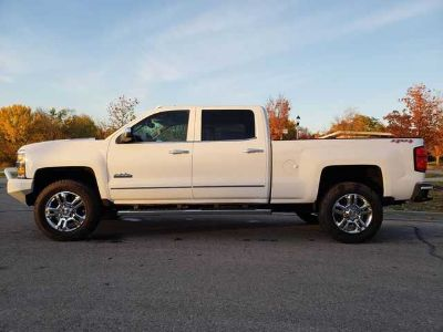 Used 2015 Chevrolet Silverado 2500 HD Crew Cab for sale