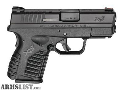 For Sale: Springfield XDS 9MM New in Box