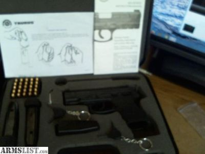 For Sale: Taurus PT 809c