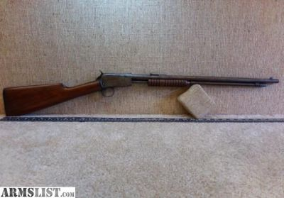 For Sale: Winchester Model 1906 22LR slide action
