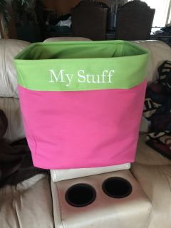 Toy tote $10