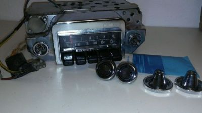 Purchase 1969 Torino Ranchero Fairlane am fm radio motorcycle in New Port Richey, Florida, United States, for US $298.88