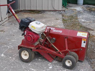 TRENCHMASTER F1202 WALK BEHIND TRENCHER 13HP HONDA, ...
