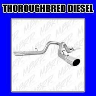 Find MBRP Gas Exhaust 99-04 Ford F-250/350 V-10 Cat Back Dual Split Side S5208AL motorcycle in Winchester, Kentucky, US, for US $439.99