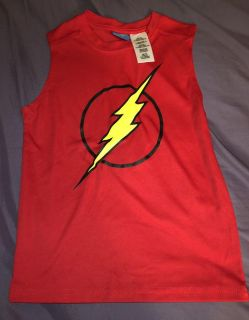 Boys size 8 flash shirt $3.00, located in Bethlehem. Cross posted.