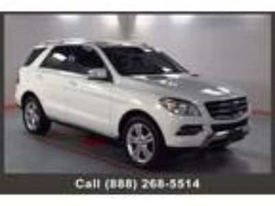 $22929.00 2015 MERCEDES-BENZ ML-Class with 75393 miles!