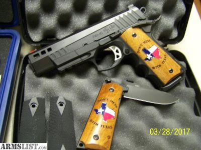 For Sale/Trade: ATI FXH HYBRID 1911 45 ACP