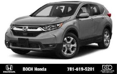 New 2018 Honda CR-V AWD