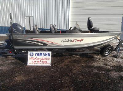 2019 Alumacraft COMP 165 CS Aluminum Fish Boats Hutchinson, MN