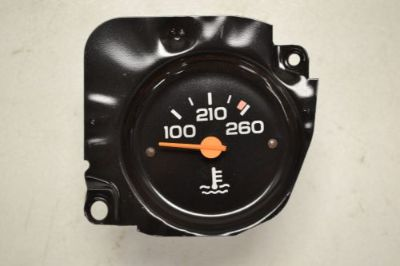 Buy 80-92 PLASTIC NEEDLE CHEVY GMC TRUCK SUBURBAN BLAZER WATER TEMPERATURE GAUGE motorcycle in Lancaster, California, United States, for US $35.00