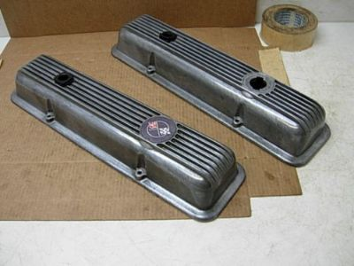 Find 1970 - 74 CORVETTE LT1 CAMARO Z28 ALUMINUM VALVE COVERS GM FACTORY SURVIVORS motorcycle in West Salem, Ohio, United States, for US $399.95