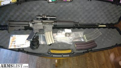 For Sale: AR15 for sale or trade