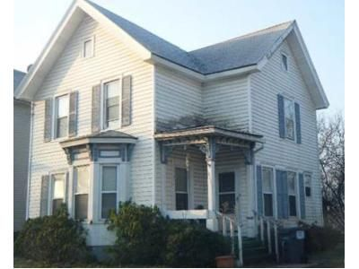 4 Bed 1 Bath Foreclosure Property in Hoosick Falls, NY 12090 - Church St