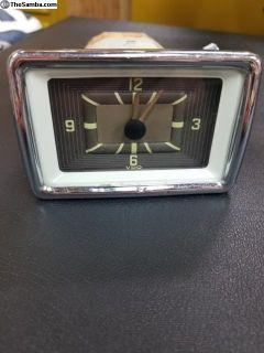Original 1955-62 Deluxe Bus Dash Clock