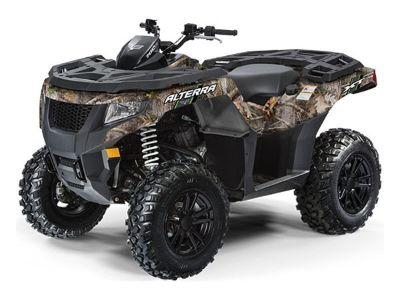 2018 Textron Off Road Alterra 700 XT EPS Sport-Utility ATVs Shawano, WI