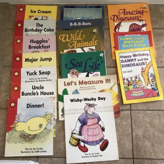 16 Big Books for Pre-K/Early Elementary
