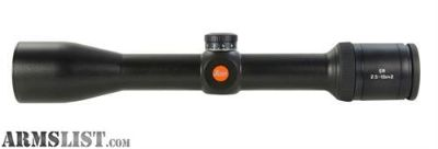 For Sale: Leica ER 2.5-10x42 Reticle TT IBS Rifle Scope